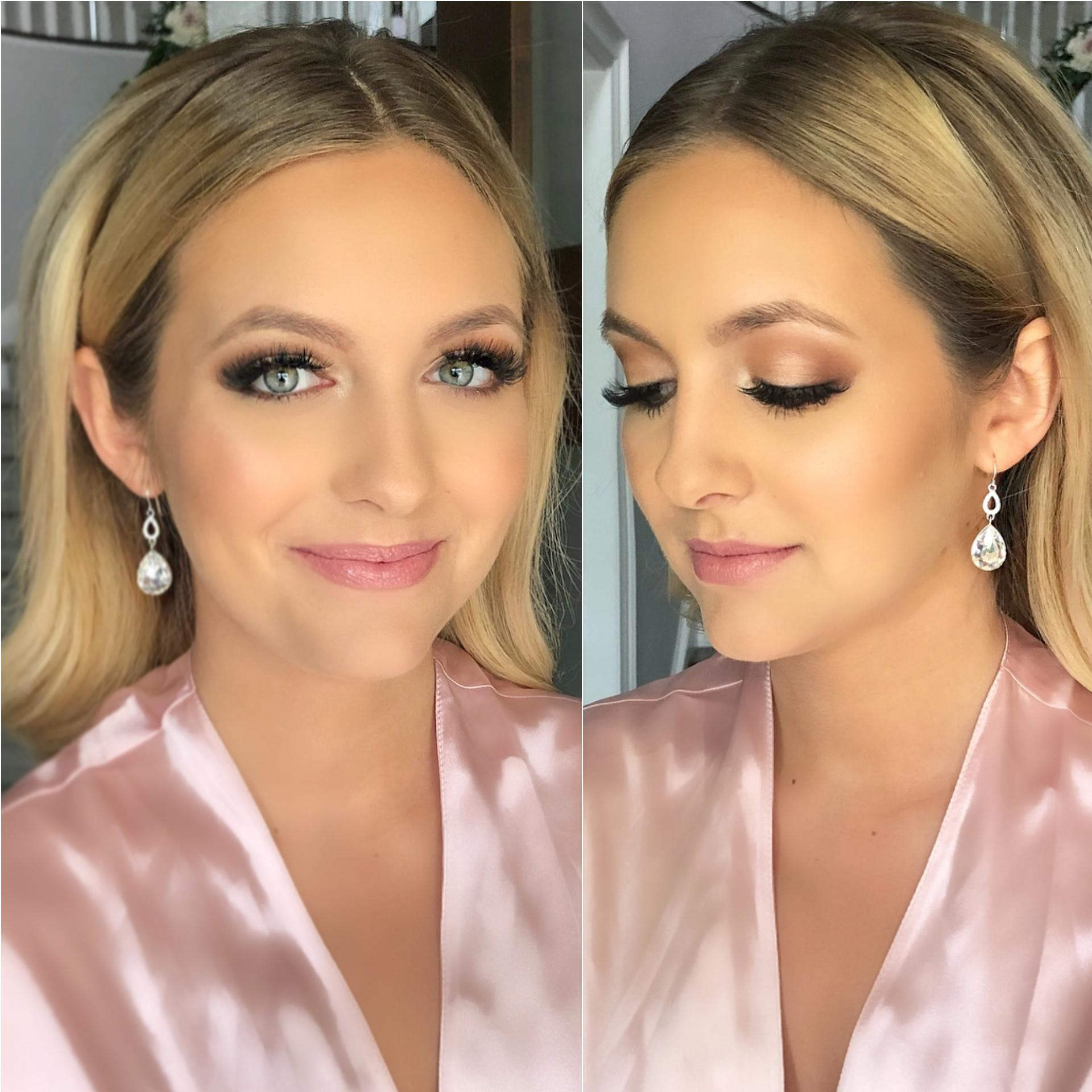 Luxury Hair and Makeup For Brides